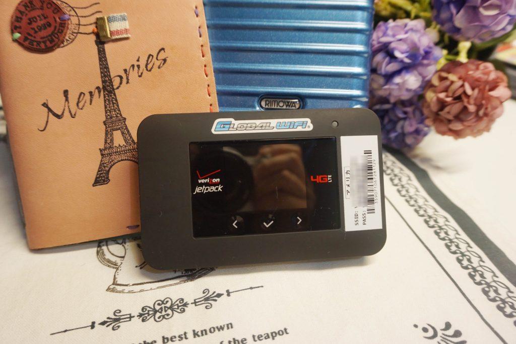 【夏威夷自助】美國旅遊上網GLOBAL WiFi機實用經驗分享(優惠8折+免運連結)