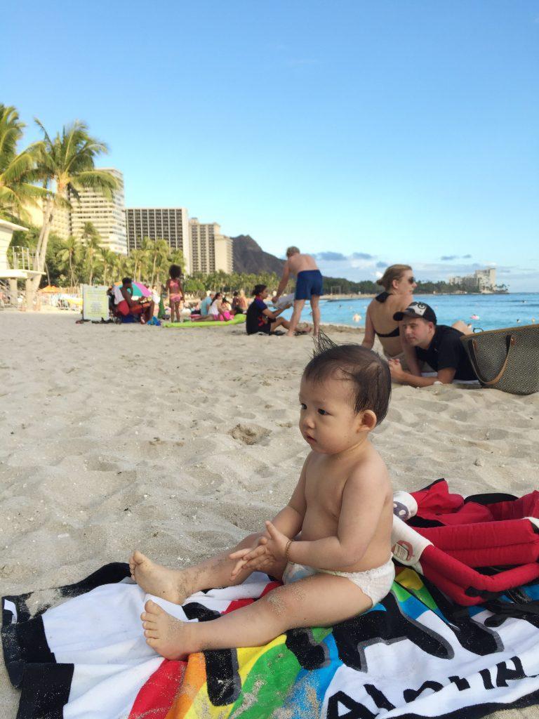 【夏威夷必去】歐胡島必逛的國王大道(KalaKaua Ave)街區與威基基海灘