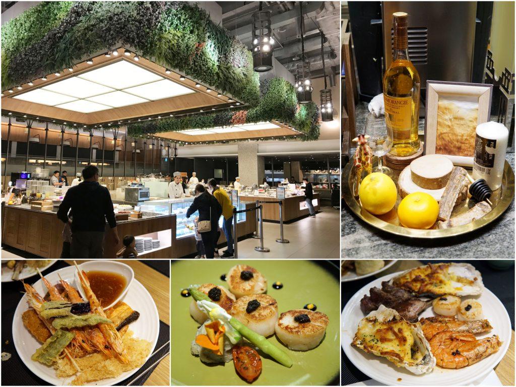 【食記】響食天堂。中壢SOGO Buffet推薦-SOGO、威尼斯附近適合朋友聚會的自助餐廳
