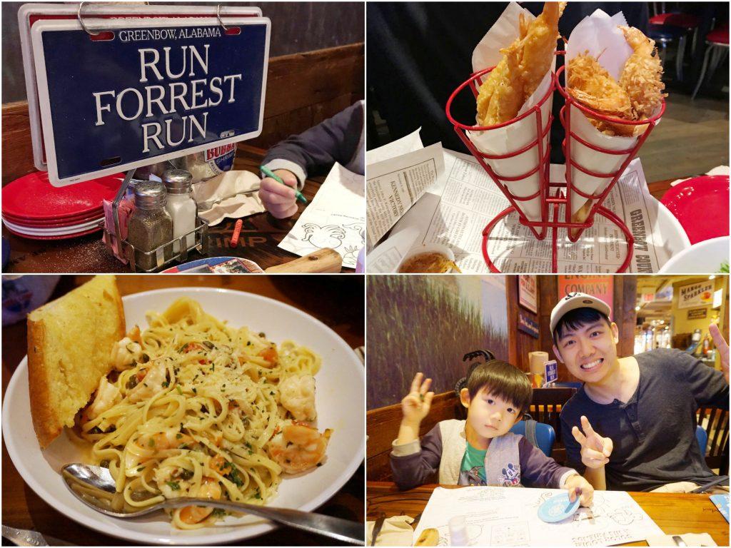 【夏威夷歐胡島美食】Bubba Gump Shrimp Co.阿甘正傳電影主題餐廳 in Ala Moana