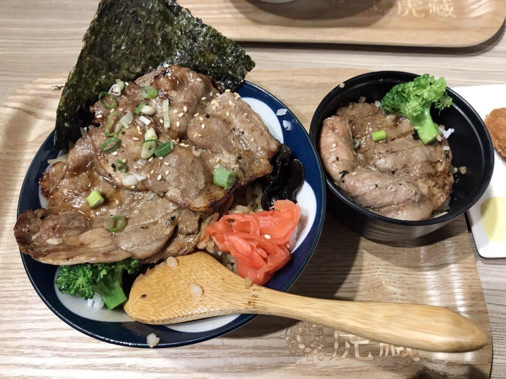 【食記】虎藏燒肉丼食所。平價又美味的吃肉好所在!中壢中央加盟店(中大壢中旁)