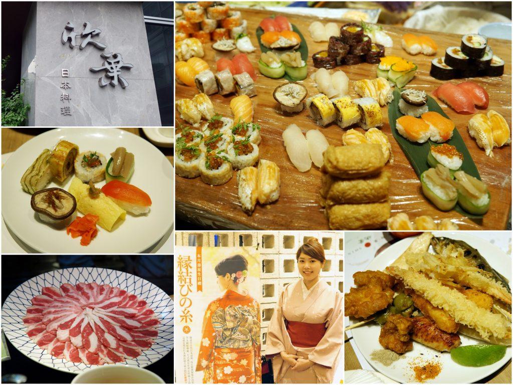【食記】欣葉日本料理健康店。壽司、燒肉美味自助餐吃到飽的CP值超高BUFFET