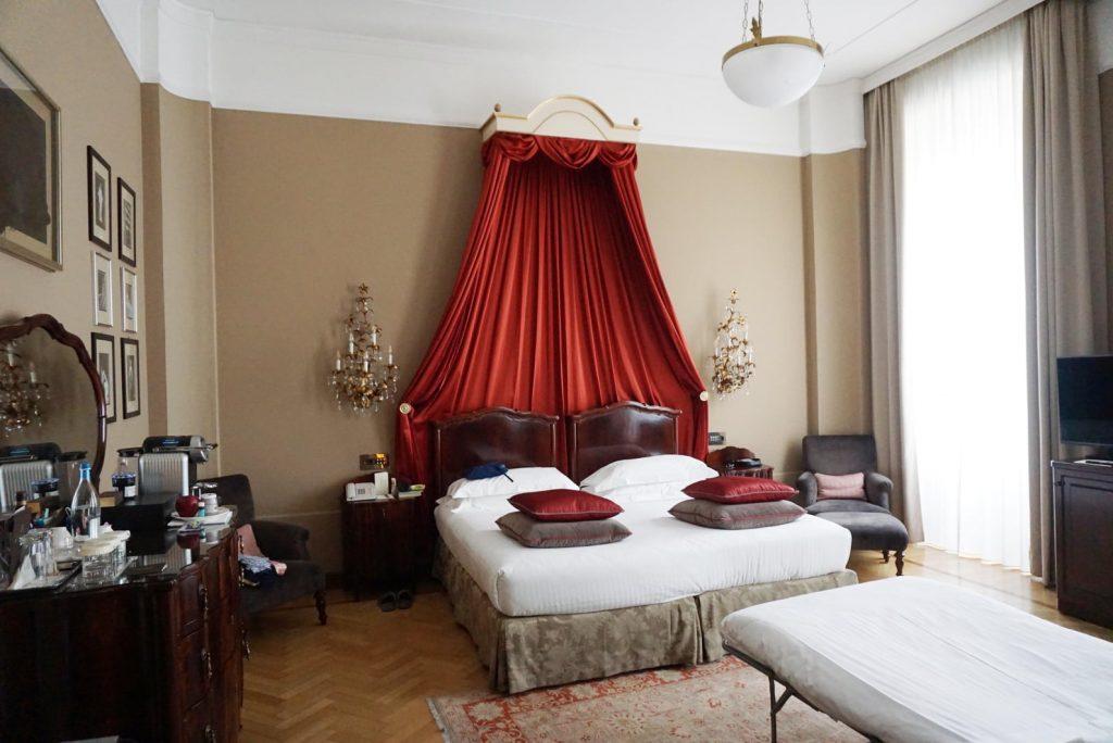 【米蘭飯店推薦】百年歷史米蘭大酒店。一探房費台幣兩萬的高級飯店!