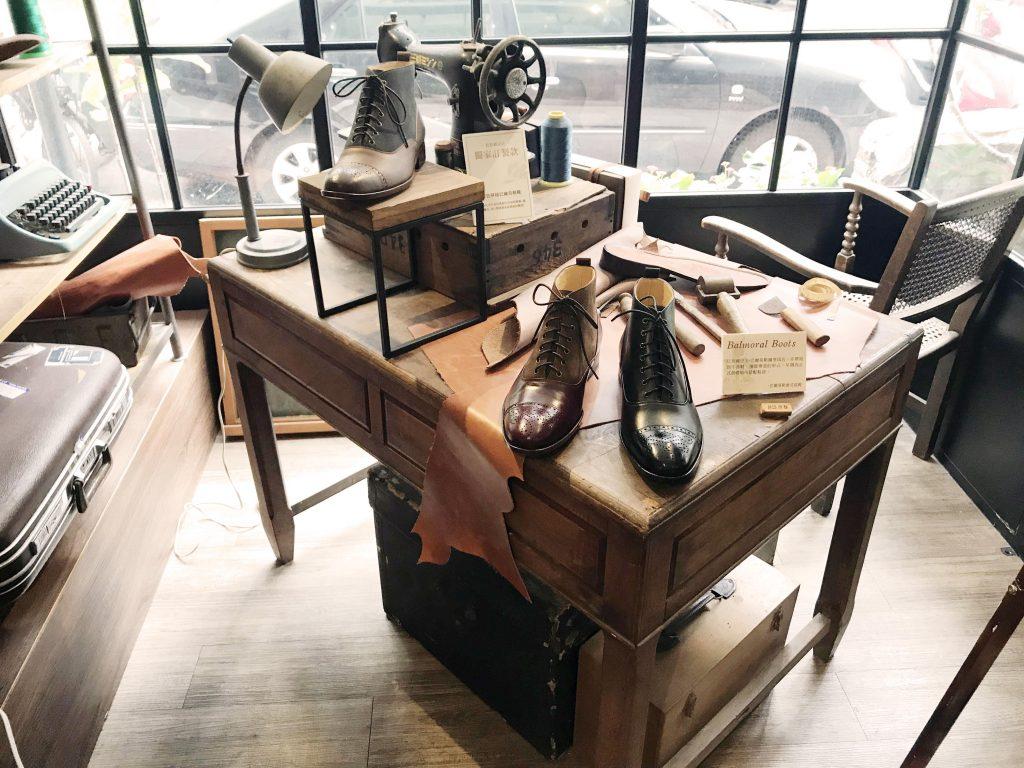 【林果良品】台灣師傅手工真皮皮鞋。好穿的上班族皮鞋推薦