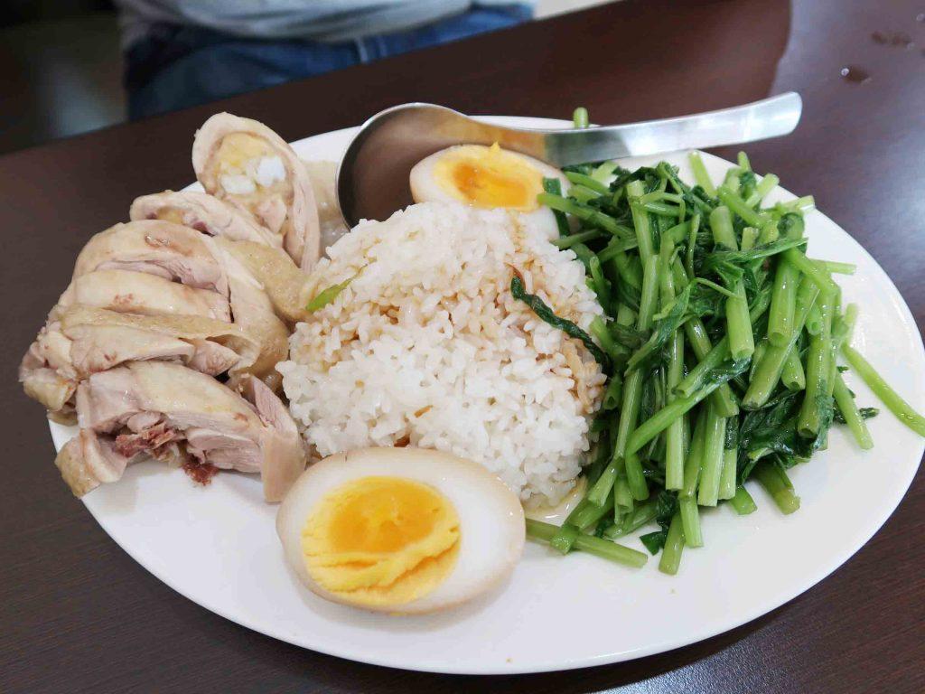 【食記】林口美食推薦。小林 珍好吃雞肉店(菜單、價位)