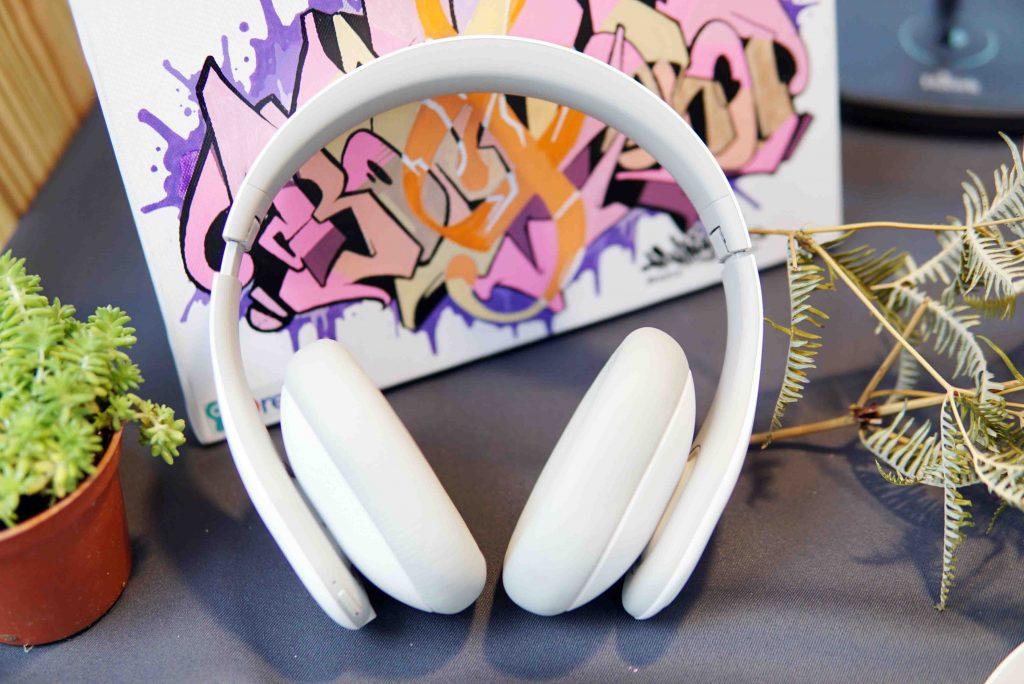 智能聽力保護耳機