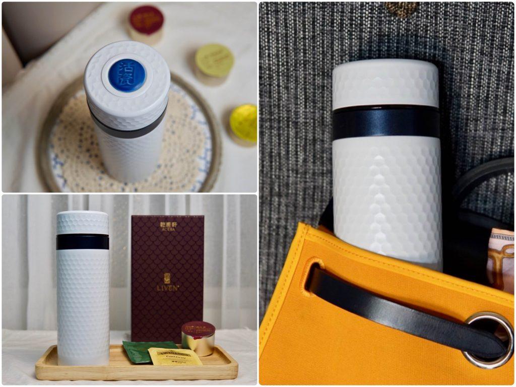 陶瓷環保保溫杯推薦-乾唐軒 | 過年送禮的最佳質感實用禮物