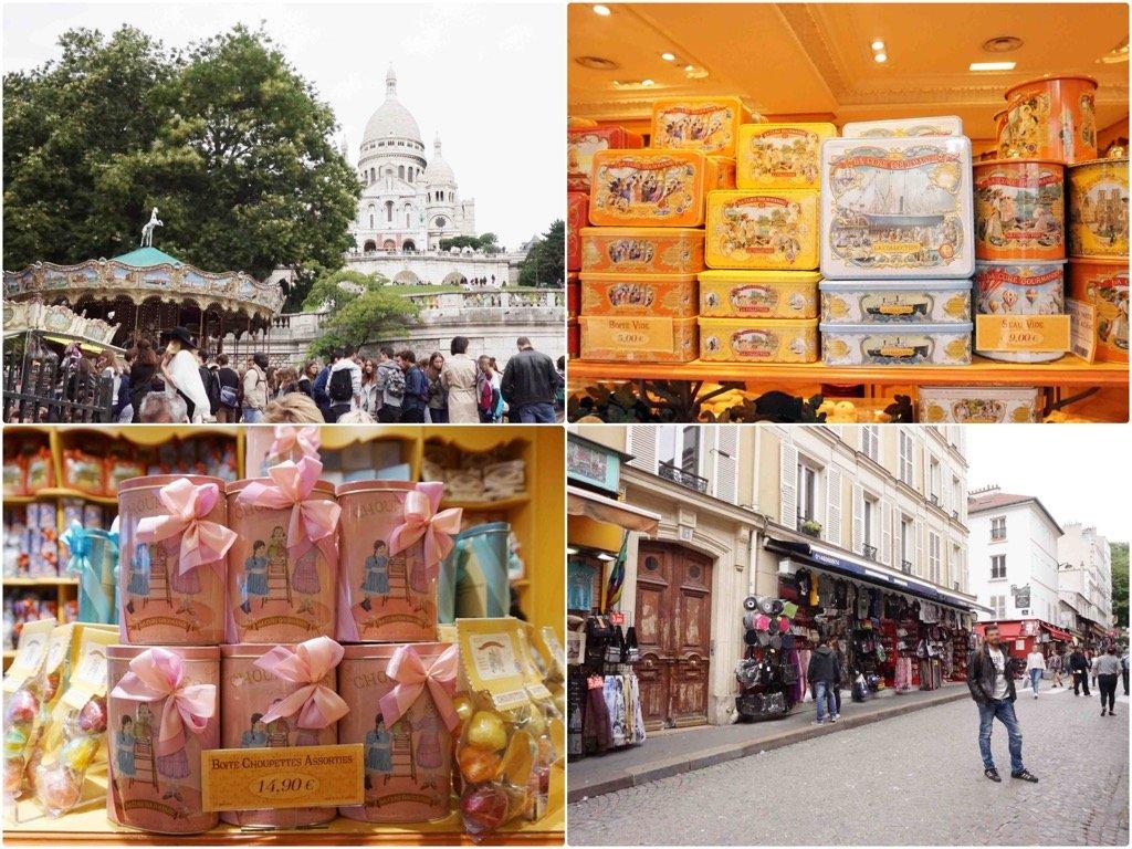 【巴黎必買伴手禮】La Cure Gourmande。超美精緻禮盒手工餅乾店|蒙馬特逛街景點推薦