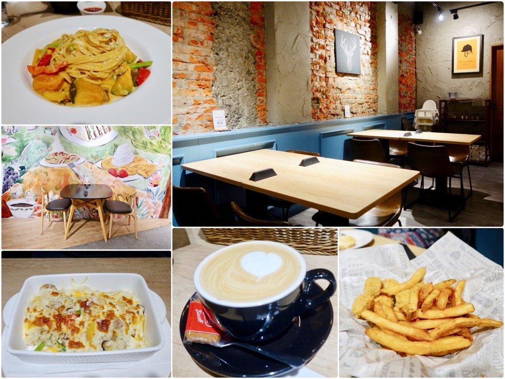 中壢不限時咖啡廳推薦|Laurel Café 月桂咖啡-輕鬆自在的工業文青風與美味餐點|近內壢火車站.家樂福(附最新菜單)